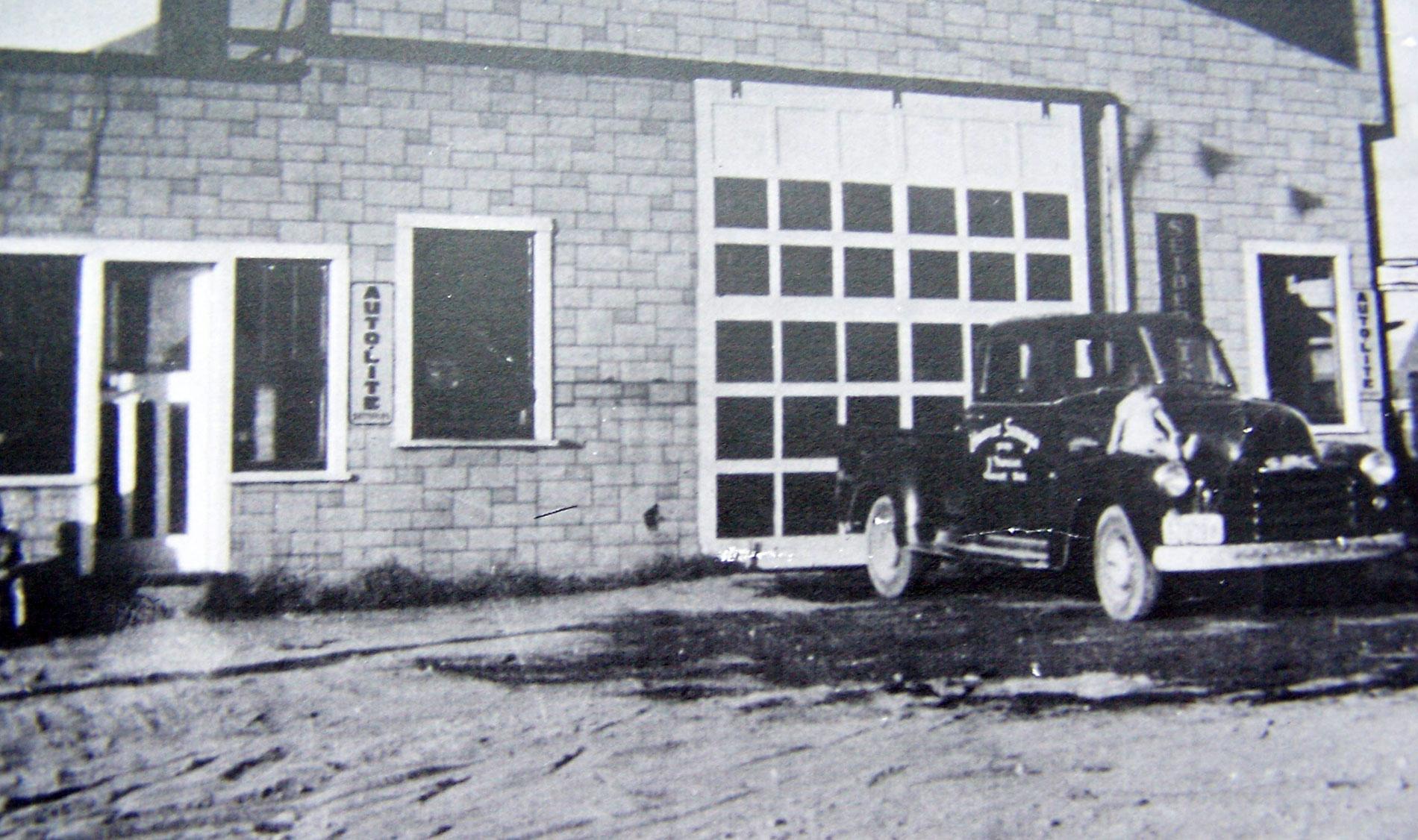 Hearst Garage Opened